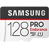 SAMSUNG 三星 PRO Endurance 128GB 100MB/s (U1) MicroSDXC 存储卡,带适…