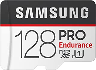 Samsung PRO Endurance Micro SDXC 卡,帶適配器MB-MJ128GA/AM 128 GB