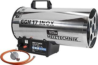 Güde 85006燃气加热鼓风机GGH 17 Inox,17000瓦,230伏