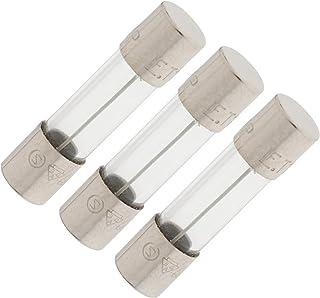 玻璃保险丝 - Ampère 05-5x20 毫米 - 3 件