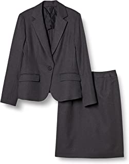 Cecile 西装 办公服 可选择设计裙 紧身裙 美人鱼裙 AU-499 女士