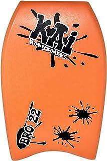 Kai Bro 身体板(选择颜色和尺寸)(橙色(石灰绿导轨),55.88 厘米)