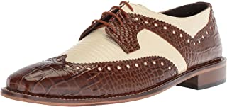 STACY ADAMS Men's Gusto Wingtip Lace-Up Oxford