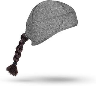 GripGrab 女士保暖轻质骷髅头棒球帽骑行帽