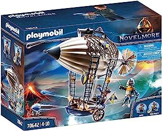 Playmobil 摩比世界 Novelmore骑士飞船