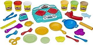 Hasbro 孩之宝 Play-Doh 培乐多 炉灶儿童玩具套装3岁以上儿童