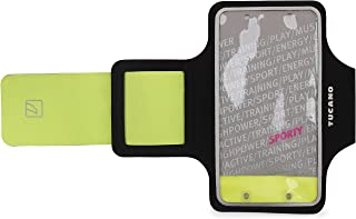 Tucano 超薄型手机臂带*大为 13.97 cm,黑色