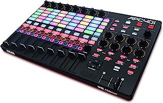 AKAI Professiona APC40MKII - USB 供电 Ableton Live Performance MIDI 控制器,带剪辑启动矩阵、旋钮和音量控制器,包括 Mac/PC 和 Pro 软件套件