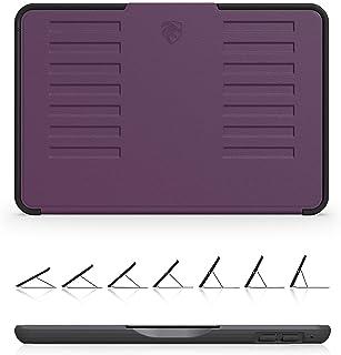 ZUGU 保护套 - iPad Mini 5 & 4 Muse 保护套 - 5 英尺防摔,7 角磁性支架ZG-M-MIN5P