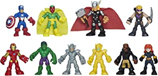 Playskool 英雄漫威超级英雄历险记终极超级英雄套装