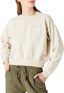 Lee 女士复古短款运动衫