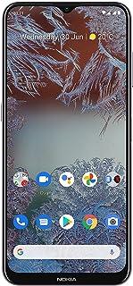 Nokia 诺基亚 G10 Android 11 解锁智能手机 | 3 天的电池 | 双 SIM 卡 | 美国版 | 3/32GB | 6.52 英寸(约16.56厘米)屏幕 | 1300 万像素三摄像头 | 黄昏