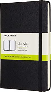 Moleskine 纸板及笔记本 Blanko Medium 黑色