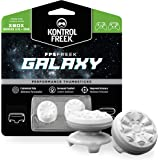 KontrolFreek FPS Freek Galaxy 白色 适用于 Xbox One 控制器 | 高性能拇指棒…