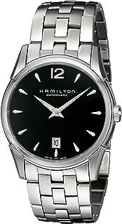 Hamilton汉米尔顿 H38515135 男士Jazzmaster黑色表盘手表