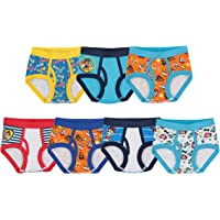 Handcraft Little Boys' Toddler Paw Patrol Brief, Pack of Sev…
