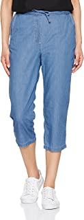 damart 女式 pantacourt enfilable FEMME 条纹裤子