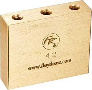 Floyd Rose (Floyd Rose) Upgrade Parts/Fat Brass Brock (42mm) 胖子胸罩 【国内正规商品】