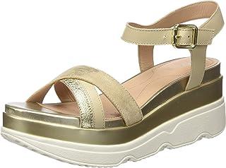 Geox 健乐士 女士 D Gardenia D 厚底凉鞋