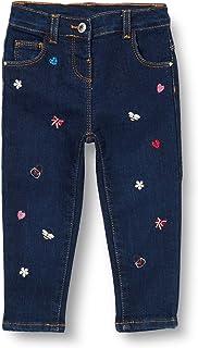 Chicco 女童 Pantaloni Lunghi 长裤