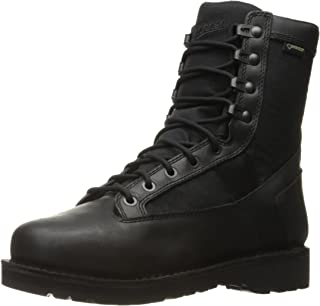 "Danner Men's Stalwart 8"" Black Military and Tactical Boot"