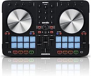 Reloop Beatmix 2,2-Deck Serato 性能垫 DJ 控制器