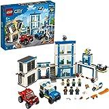 LEGO 乐高 城市系列 警察站 60246