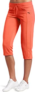 PUMA Apparel 女式 Capri 运动裤