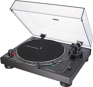 Audio Technica 铁三角 AT-LP120XUSB手动直驱式唱盘(模拟和USB)