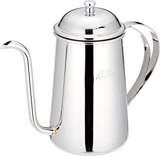 Kalita 咖啡壶 不锈钢制 细口 1.2升 #52047
