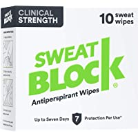 SweatBlock 止汗剂 - *级别 - 可降低出汗量有效长达7天