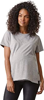 Boob 女式孕妇 T 恤 Grey (Grey Melange 5870) 14 (Manufacturer Size:M)