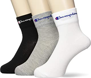 Champion 冠军 低筒袜折叠 3双装 CMSCR102 男士