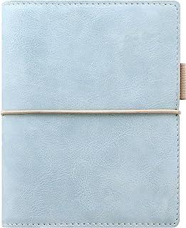 filofax 斐来仕 Domino soft A7 pocket 淡蓝色 022582 口袋型 时间管理手帐 手册 随身记事本