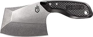 GERBER 户外刀 带皮套,刃长:7.5cm,三尖,30-001665
