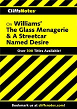 CliffsNotes on Williams' The Glass Menagerie & A Streetcar Named Desire (Cliffsnotes Literature Guides) (English Edition)