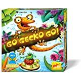 Zoch 601105129 Go Gecko Go! 全家群体游戏,适合2-4名玩家及6岁以上儿童,2019年度儿童游…