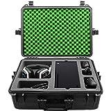 CASEMATIX 硬壳旅行箱兼容 Xbox 系列 X 控制台、控制器、耳机和其他配件 - 防水防碎 Xbox 系列 X…