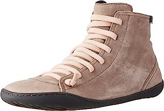Camper 女式中筒靴小牛皮