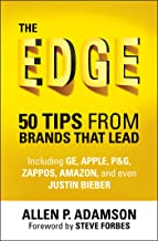 The Edge: 50 Tips from Brands that Lead (English Edition)