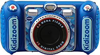 VTech 伟易达 Kidizoom Duo DX 儿童相机,蓝色