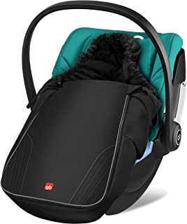 gb 睡袋,适用于婴儿座椅 Artio,黑色