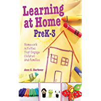 Learning at Home Pre K-3: Homework Activities that Engage Ch…