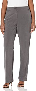Briggs New York 女式小号直筒裤