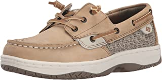 Sperry Top-Sider Ivy Fish Boat Shoe (Little Kid/Big Kid)