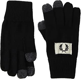FRED PERRY 手套 Process Brights Knit Gloves F19909