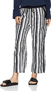 G-STAR RAW 女式 Bronson 宽松高腰运动斜纹棉布裤
