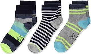 s.Oliver Socks 男童及踝袜(3 双装)