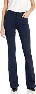 PAIGE 女式高腰 Bell Canyon 牛仔裤
