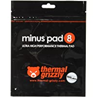 Thermal Grizzly Pad Thermo Minus Pad 8 120 x 20 x 1(2件套)